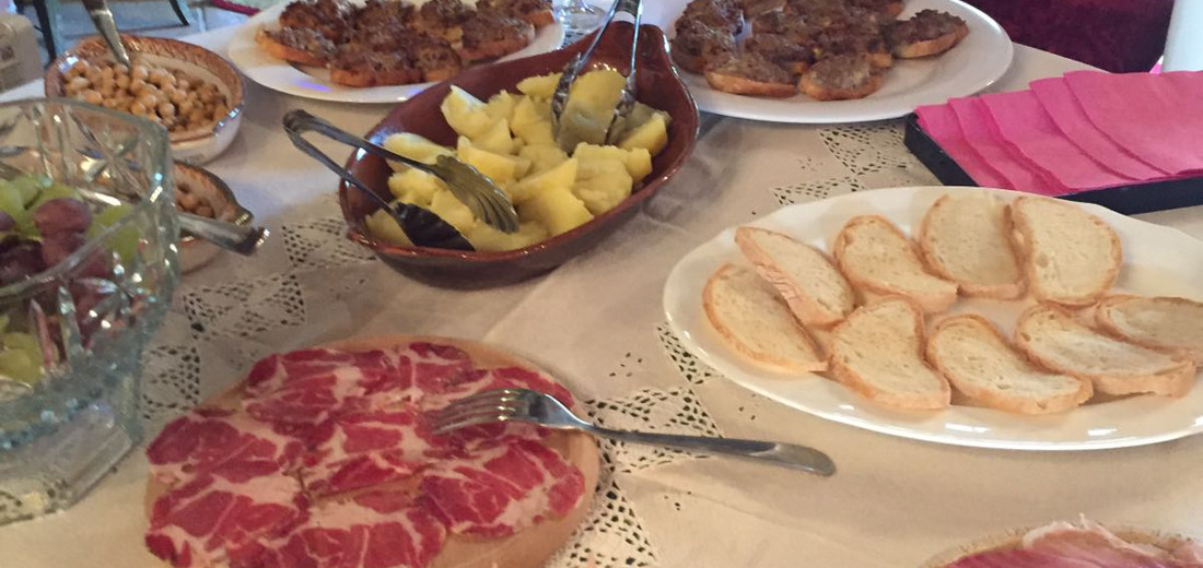 Umbrian specialties